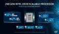 Intel представила процессоры Intel Xeon Cascade Lake Refresh